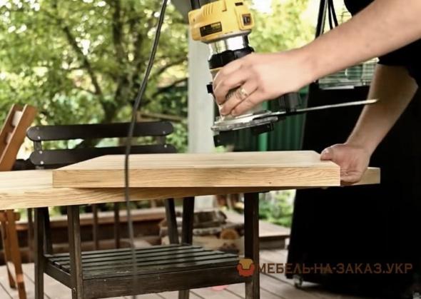 где заказать изготовление кухни из дерева