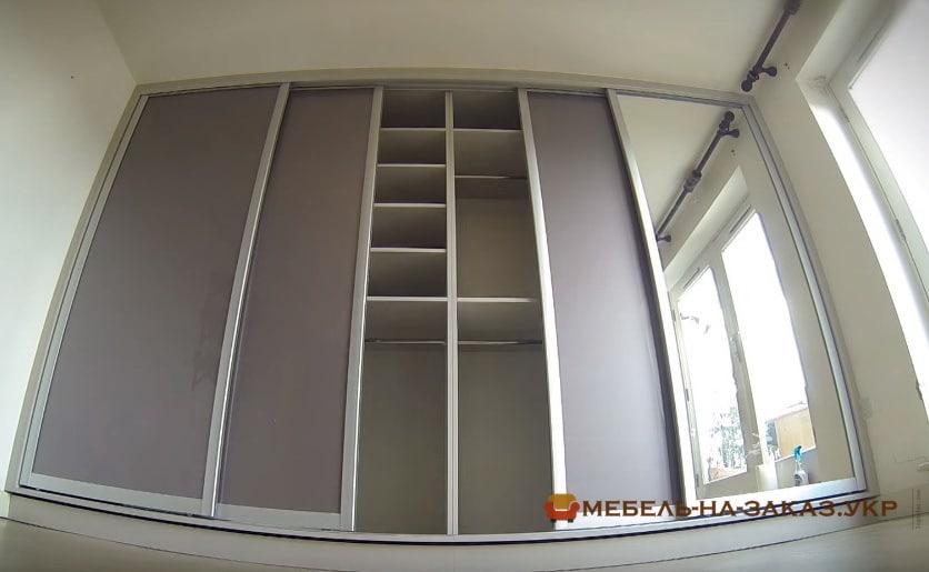 элитный шкаф купе для спальни