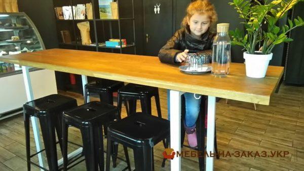 стол лофт для кафе