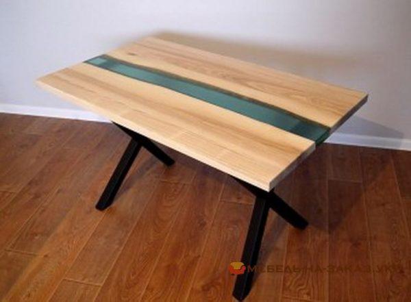 Столы деревянные в стиле лофт на заказ