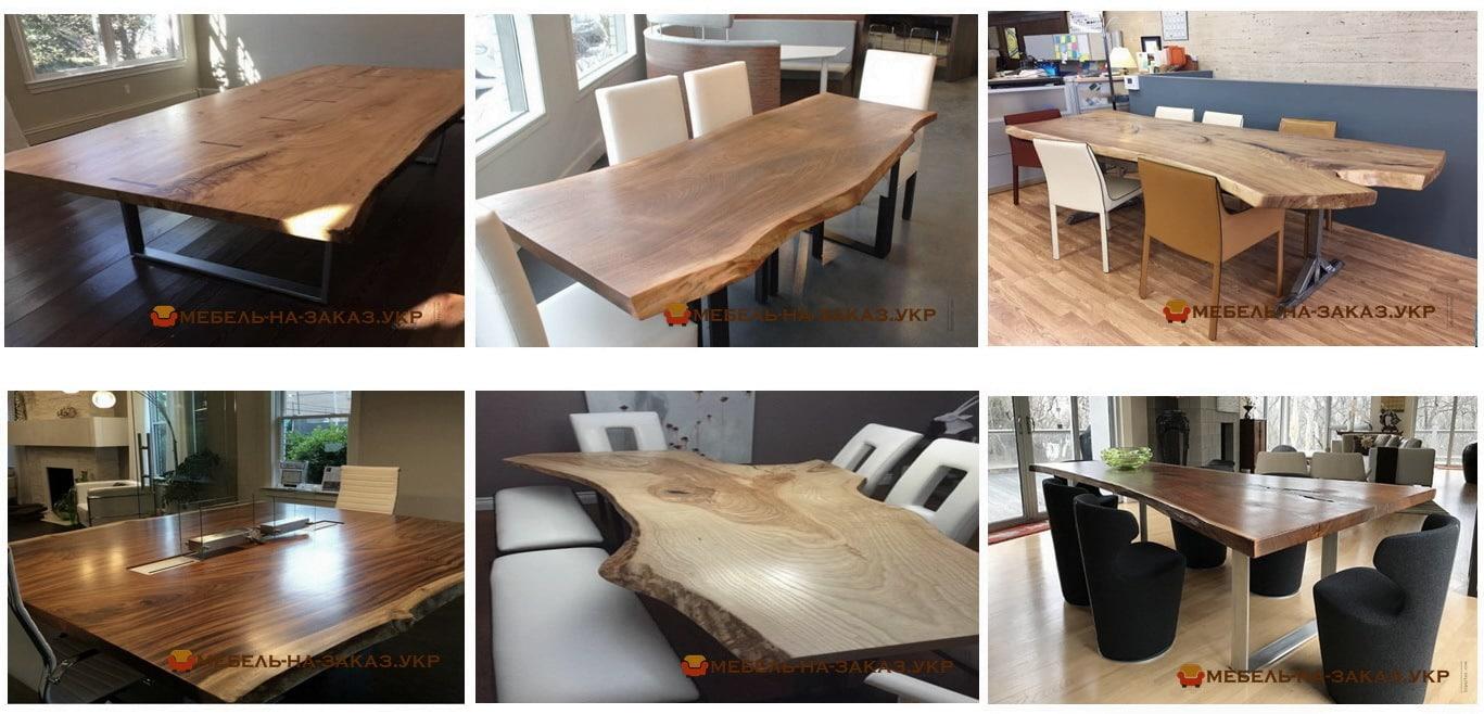 столы для переговоров в стиле лофт на заказ