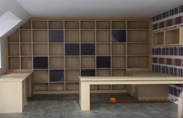 мебель в библиотеку на заказ