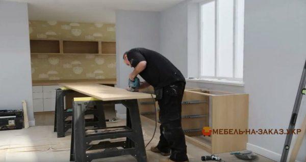 заказать мебель для гостиной в Киеве