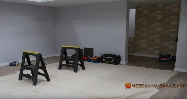 заказать мебель в гостиную