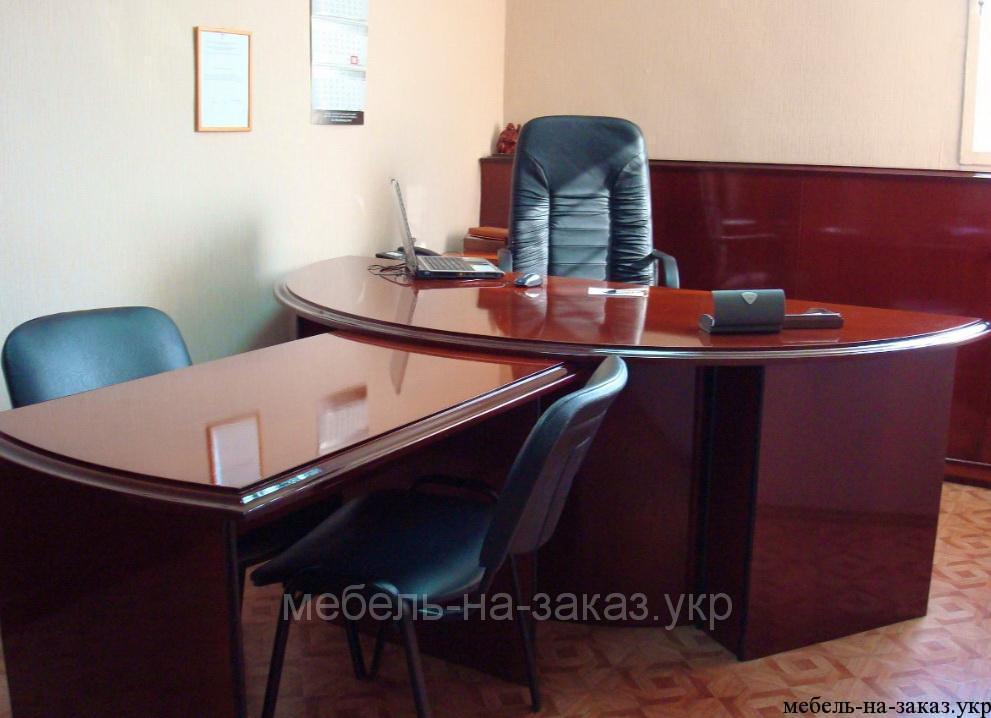 заказная офисная мебель под заказ