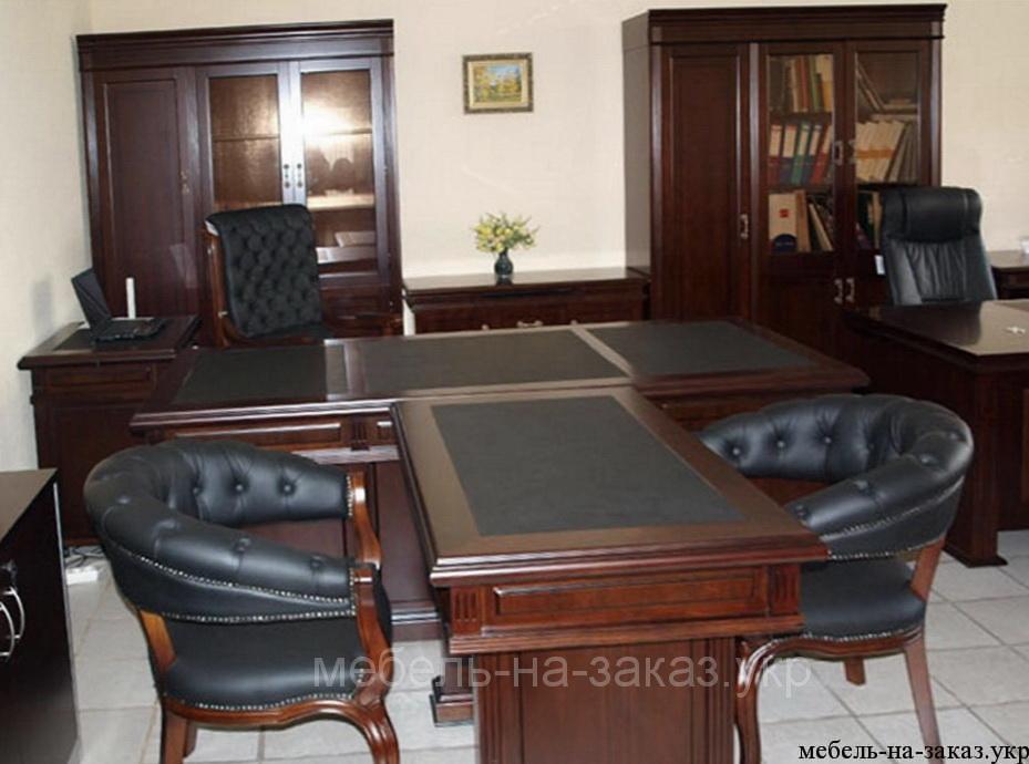 изготовление кабинетов на заказ в Киеве