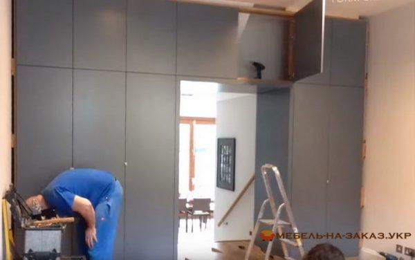 как самому сделать мебель в прихожую
