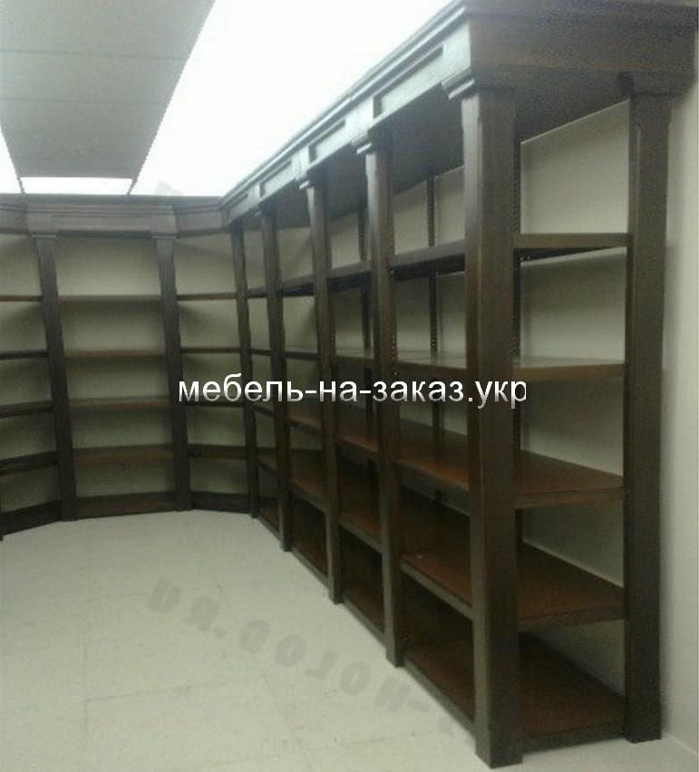 изготовление мебели для магазина на заказ