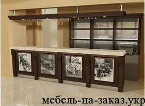 заказная барная стойка Киев