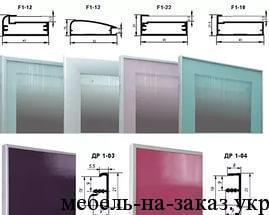 виды фасадов алюминиевого профеля