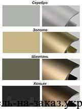 виды профиля для фасадов мебели Киев