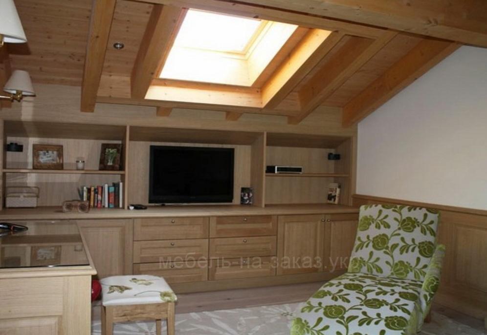 деревянная мебель на заказ в Буче