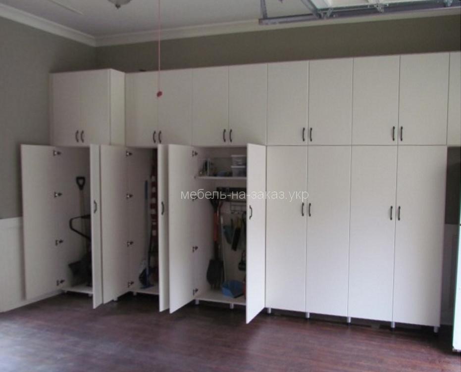 мебель изготовленная для гаража