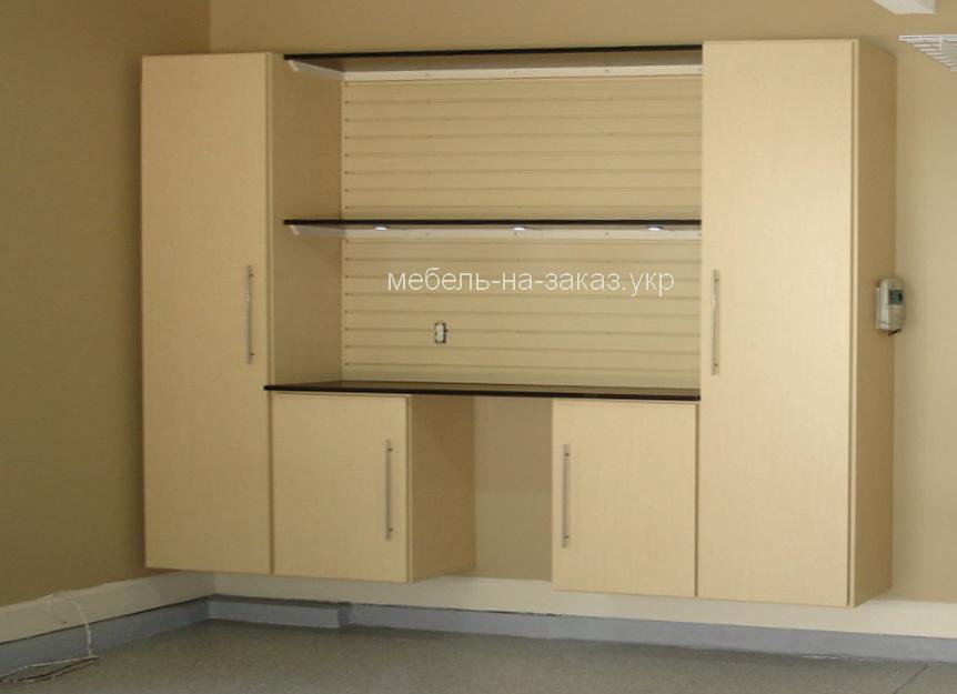 модульная мебель для гаража