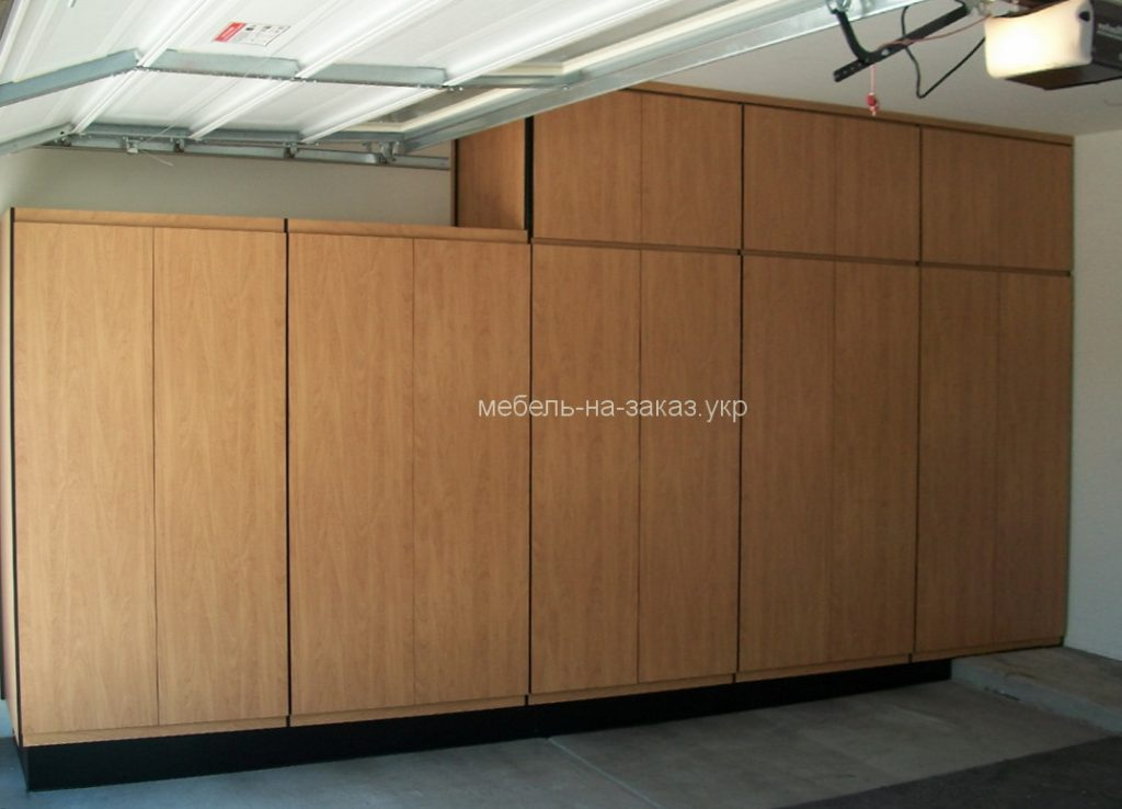 шкафы для гаража