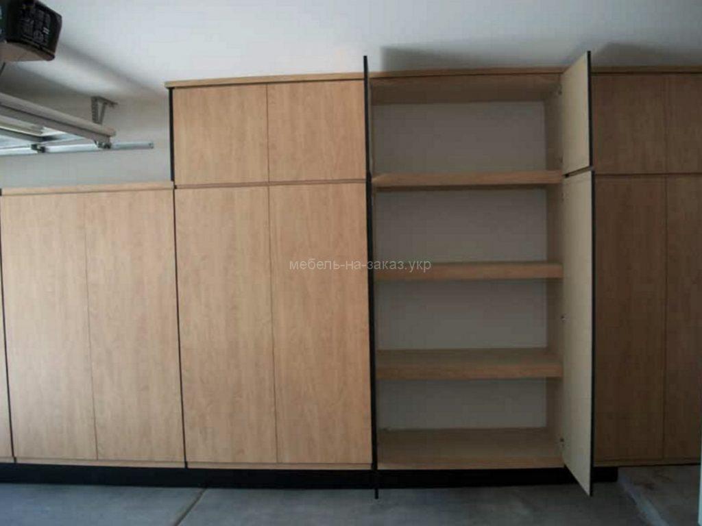 заказать мебель для гаража