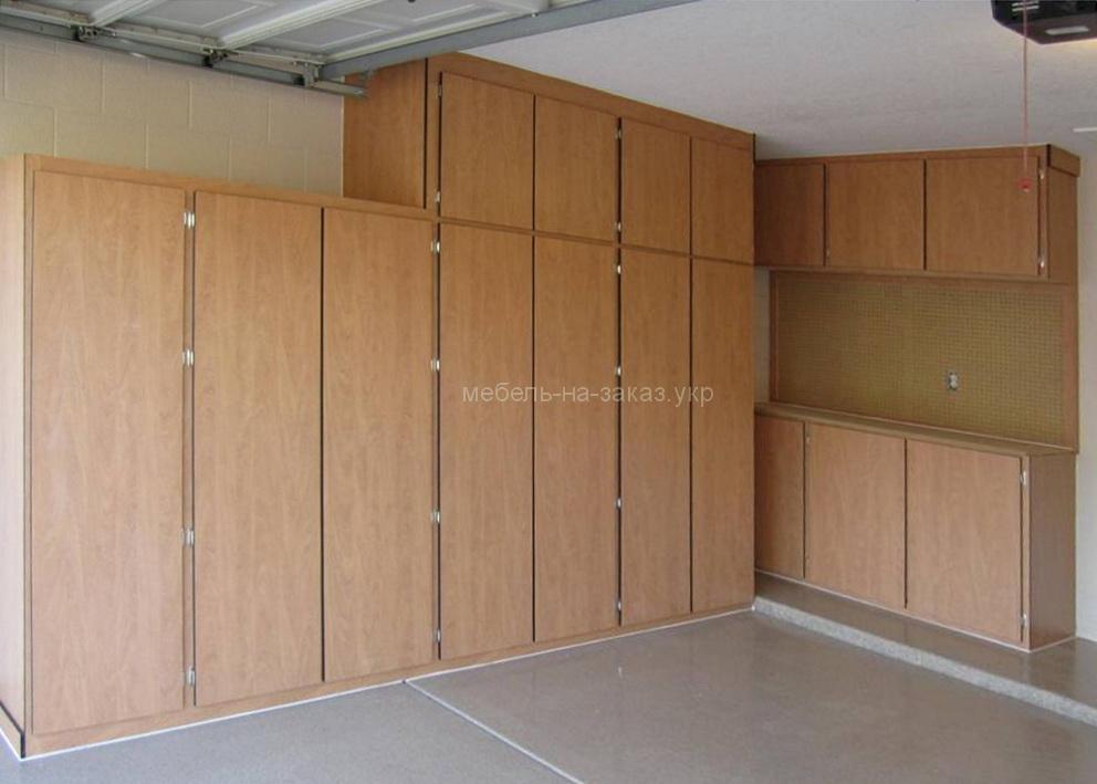 недорогая Мебель для гаража на заказ