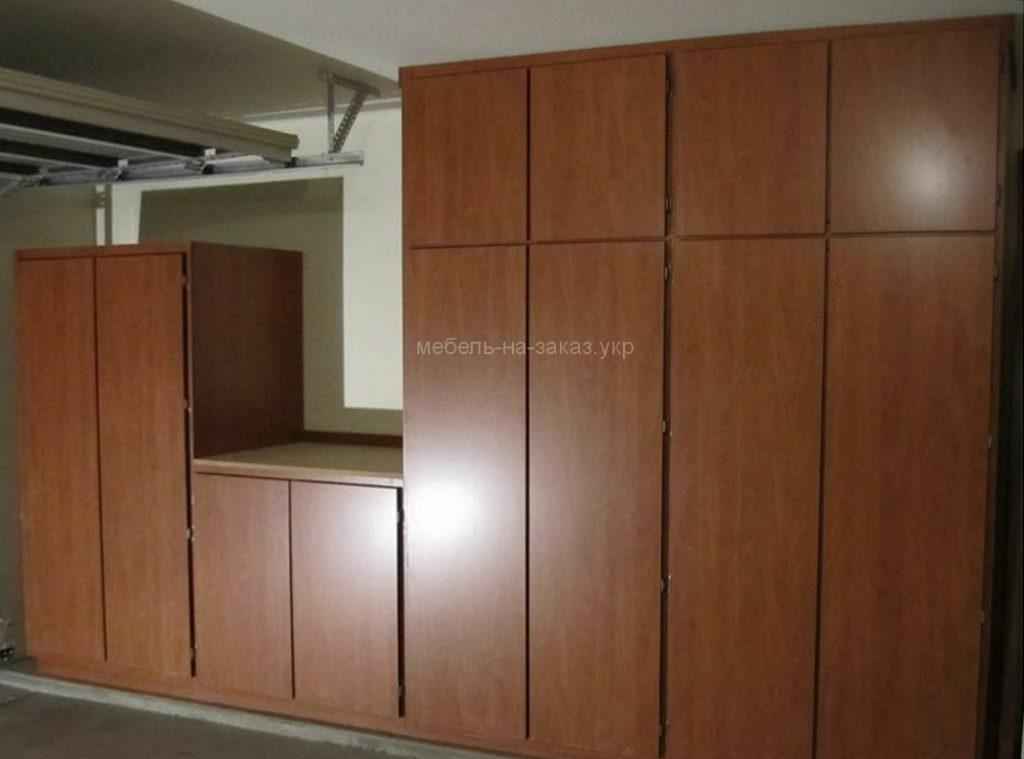 Мебель для гаража на заказ