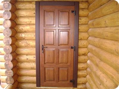 деревянные двери на заказ Киев