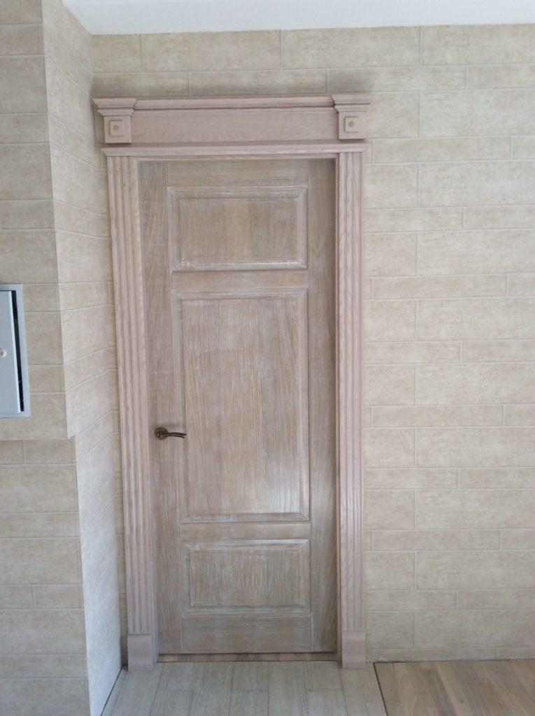 межкомнатные деревянные двери на заказ в Киеве
