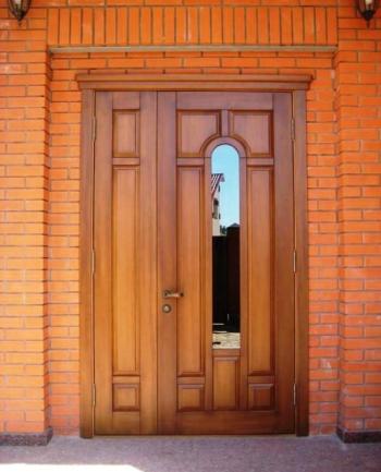 межкомнатные деревянные двери на заказ в Ирпень