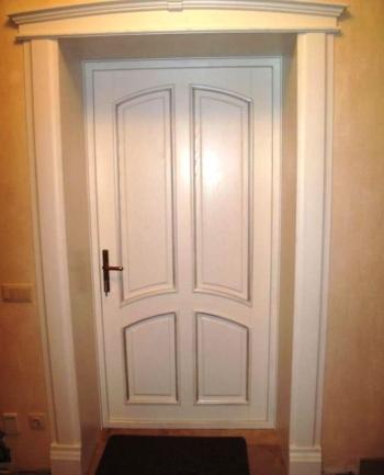 межкомнатные деревянные двери на заказ в Житомире