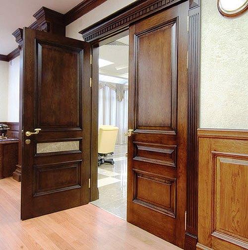 двери из массив под заказ в Ирпени