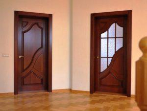 двери из массив под заказ БУча