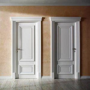 двери межкомнатные из дерева натурального
