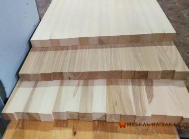 производство деревянных столешниц