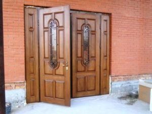 двери из массив под заказ Украина