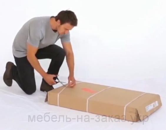 как правильно собрать самому мебель