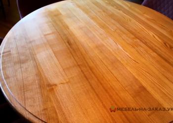 заказать стол из дерева в кафе цена