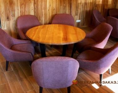 столешницы для ресторана из дерева