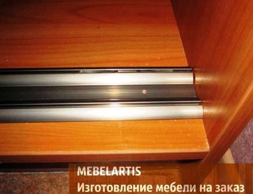 Уход за внутренним наполнением шкафа-купе
