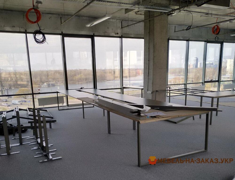 мебель для бизнес центра на заказ