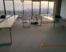 недорогая офисная мебель лофт