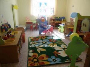 мебелирование детской