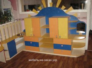 кровати в детский сад на заказ в киеве
