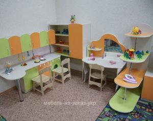 мебель для детского сада на заказ в Киеве