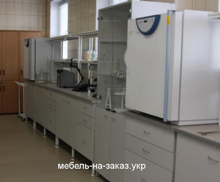 мебель для лаборатории на заказ