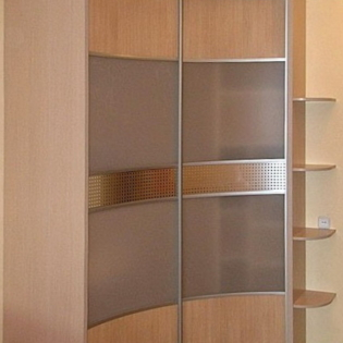 где заказать шкаф с радиусными дверями