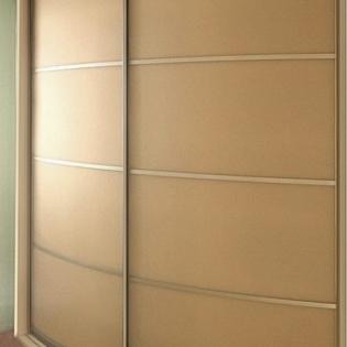 радиусный шкаф для спальни