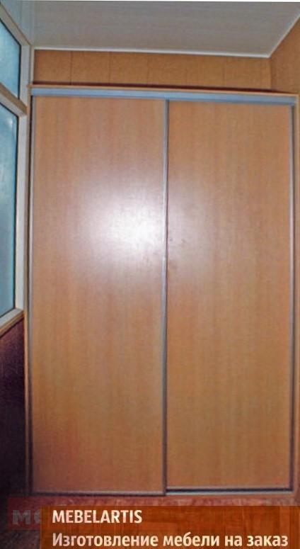 шкаф в ложию на заказ Луганск