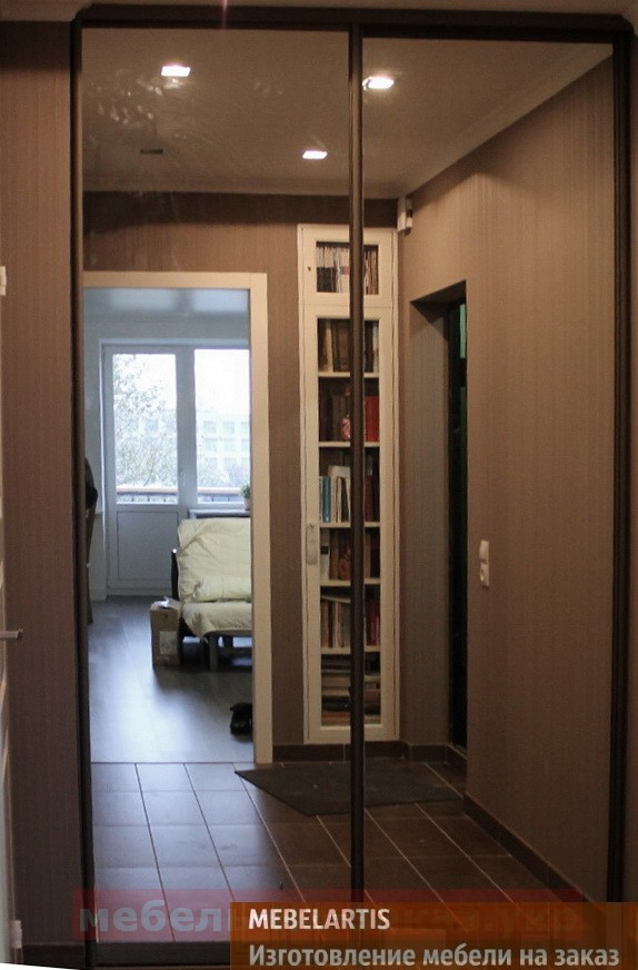 шкаф в коридор на заказ