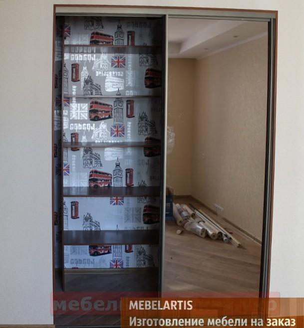 шкаф в коридор под заказ