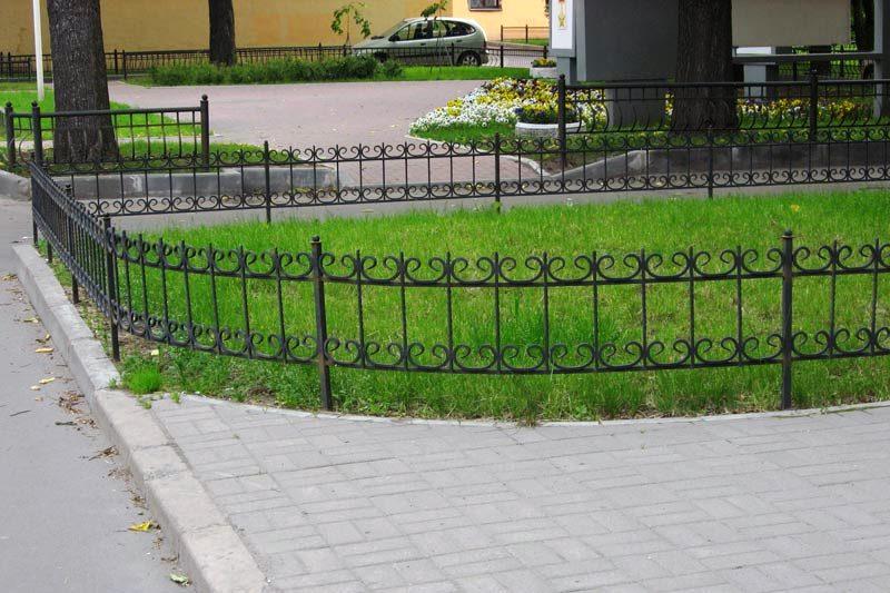 железный забор на заказ Ирпень