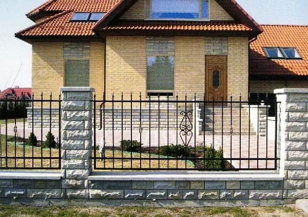 забор металлический на заказ