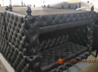 производство диванов в ресторан