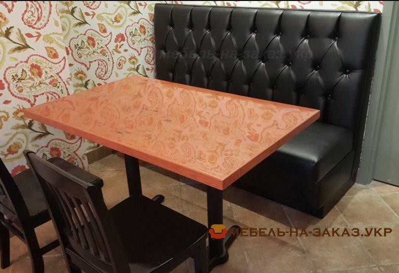 диван со столом под заказ